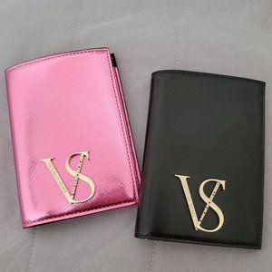 NEW Victoria's Secret Travel Passport Holder Case